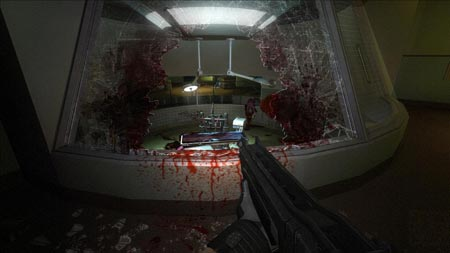 screenshots: f.e.a.r. 2 – project origin