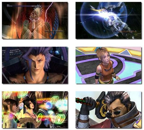 screens: ff x und x2 hd