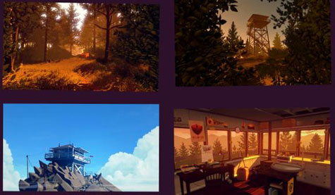 screens: firewatch
