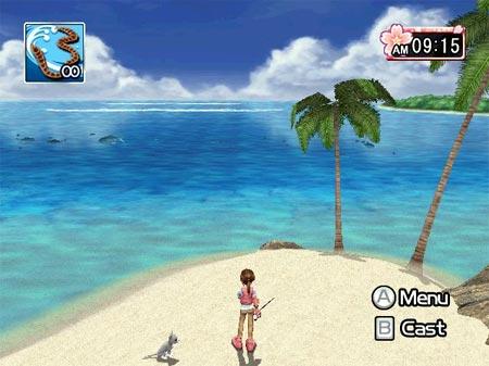 screenshots: fishing master world tour
