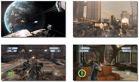 screens: front mission evolved
