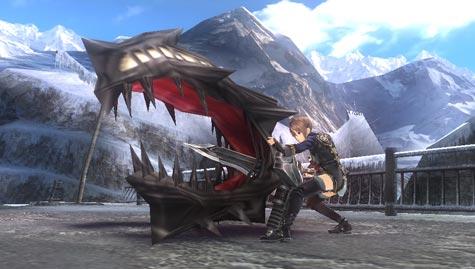 screenshots (III): god eater 2