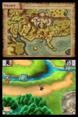 screens: golden sun dark dawn