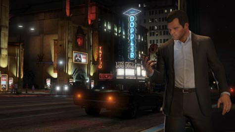 screenshots (III): grand theft auto V