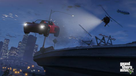 screens: gta V