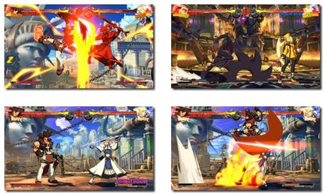 screens: guilty gear xrd sign