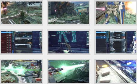 screens: gundam breaker 2