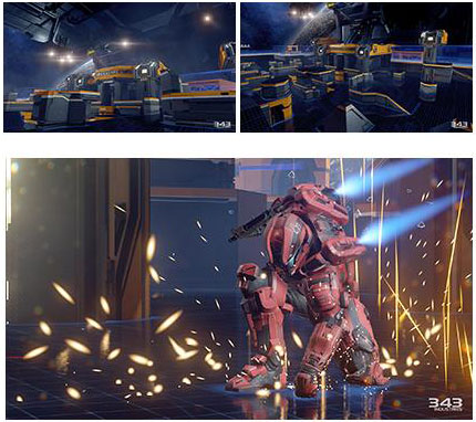 screens: halo 5: guardians: multiplayer