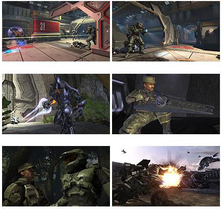 screens: halo master chief collection