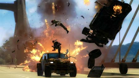 screens: just cause 2