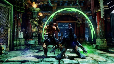 screens: killer instinct