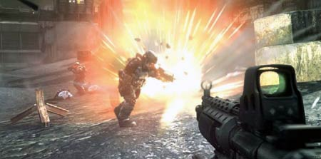 screenshots: killzone 2