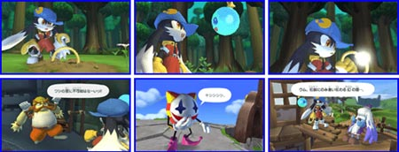 screens: klonoa - door to phantomile