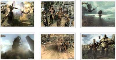 screenshots (III): kingdom under fire II