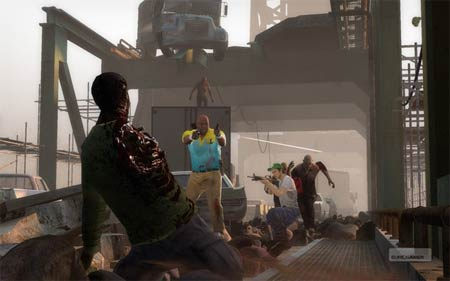 screens: left 4 dead 2