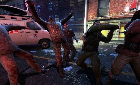 screenshots: left 4 dead