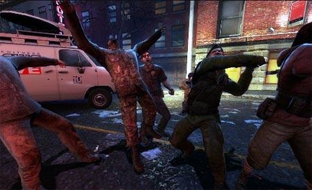 screenshots: left 4 dead