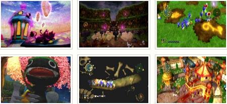screenshots: little king's story