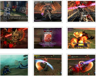 screens: lord of arcana