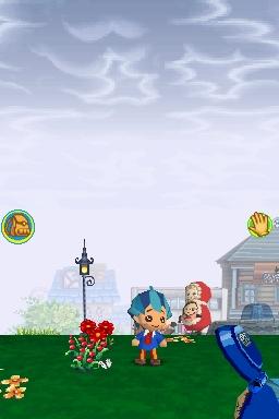 screenshots: magician's quest