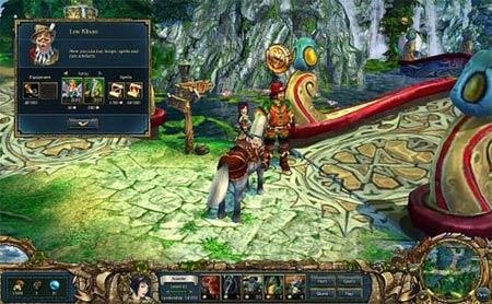screenshots: majesty 2