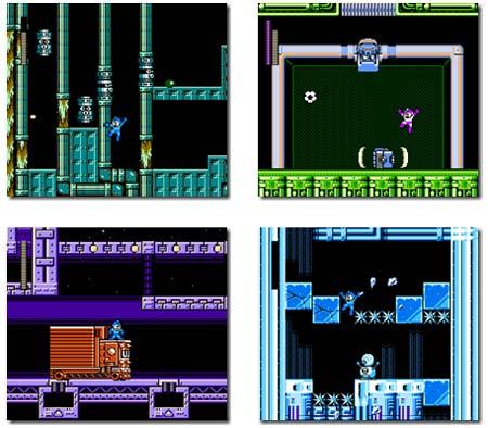 screens: megaman 10