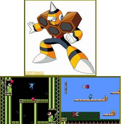 screens: megaman 9