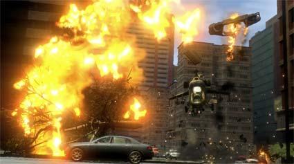 screenshot aus mercenaries 2