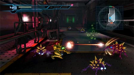 screens: metroid other m