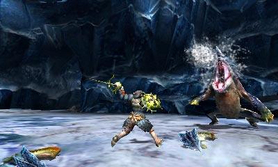 screenshots (VI): monster hunter 4