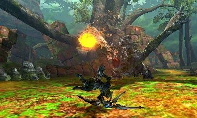 screenshots (VII): monster hunter 4