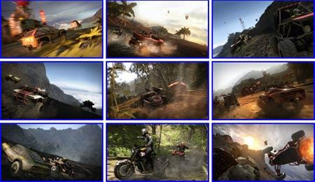 screens: motorstorm II
