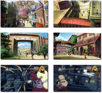 screens: naruto shippuden: ultimate ninja storm 2