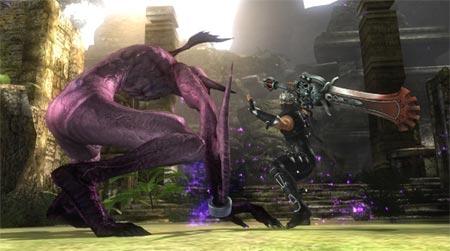 screenshots: ninja gaiden sigma II
