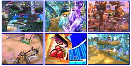 screenshots: nights journey of dreams