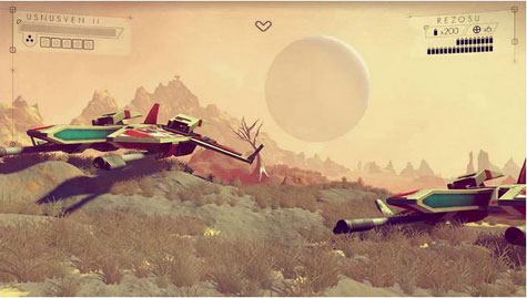 screens: no mans sky