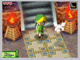 screenshots: zelda phantom hourglass II