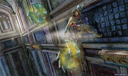 screenshots: prince of persia the forgotten sands