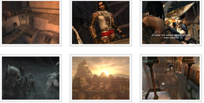 screens: prince of persia trilogy