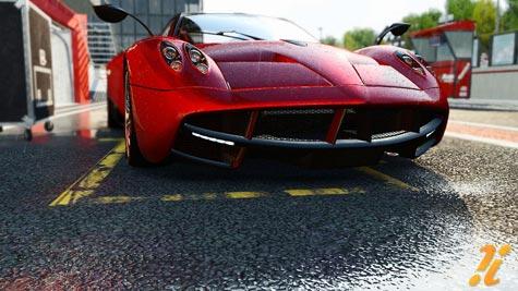 screenshots (II): project cars