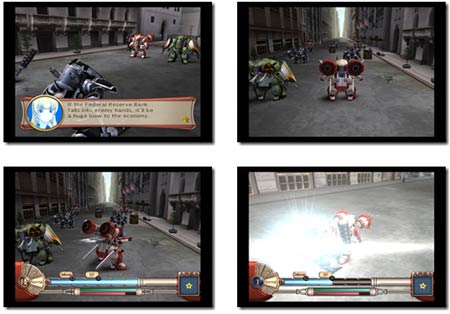 screens: sakura wars