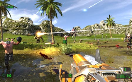 screens: serious sam hd