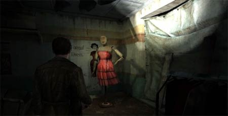 screens: silent hill shattered memories