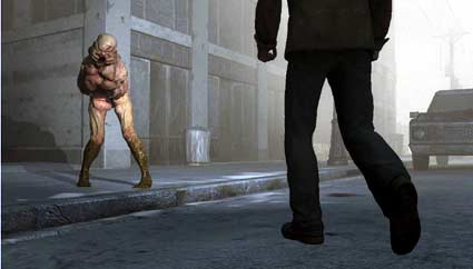 screenshots: silent hill 5