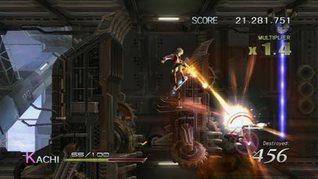 screens: sin and punishment star successor