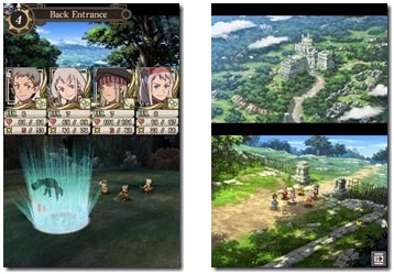 screenshots (III): suikoden tierkreis