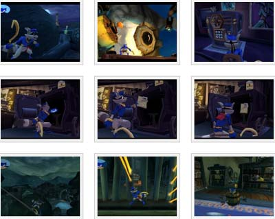 screens: sly collection
