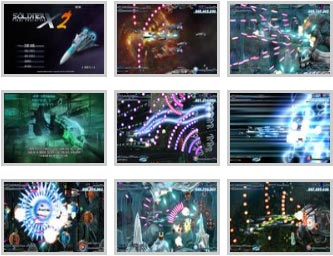 screenshots: söldner X2 final prototype