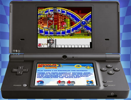 screens: sonic classic collection