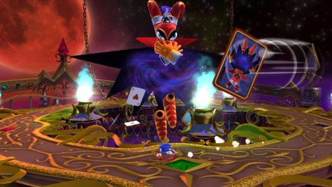 screens: sonic lost world